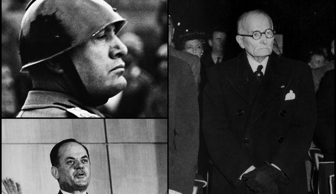 Πού βρίσκονται ενταφιασμένοι οι πρώην δικτάτορες