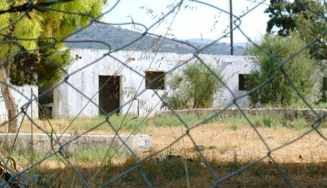 Στρατιωτικές εγκαταστάσεις - Φωτογραφία αρχείου