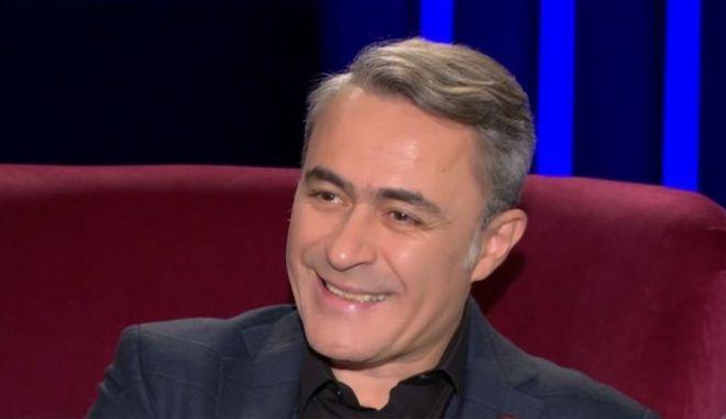Ο ηθοποιός Θανάσης Κουρλαμπάς