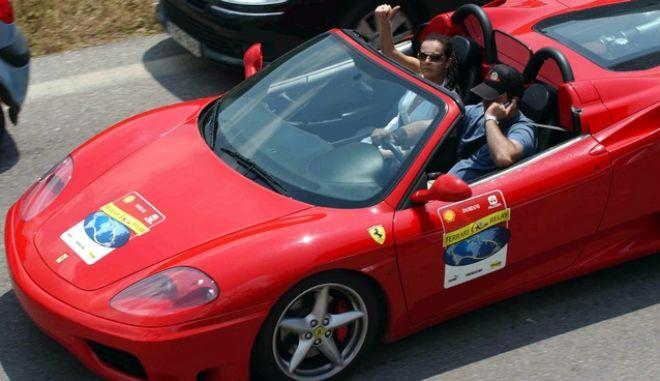 Ferrari-Φωτογραφία αρχείου