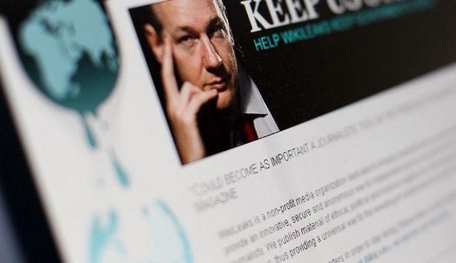 WikiLeaks: Δημοσίευσε ηχητικά ντοκουμέντα του Δημοκρατικού Κόμματος