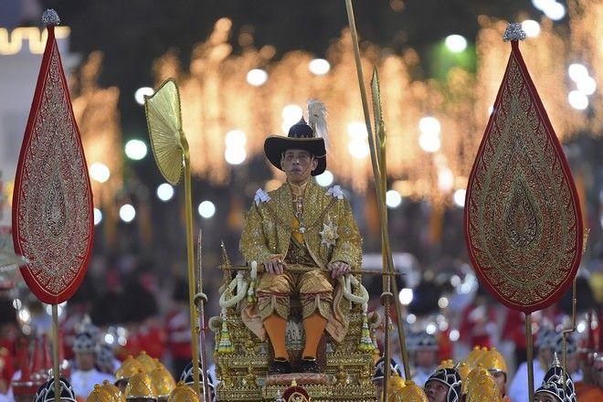 Ο βασιλιάς της Ταϊλάνδης, Ράμα Χ