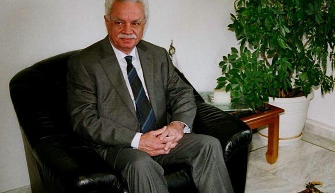 Ο Ταξιάρχης Παπαντώνης, πρώην δήμαρχος Μοσχάτου