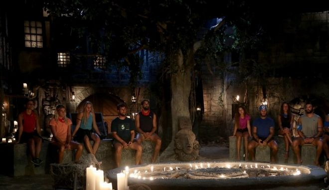 """Νέοι κανόνες αποχώρησης στο Survivor: Στον """"ντάκο"""" Ροδάνθη - Πάνος"""