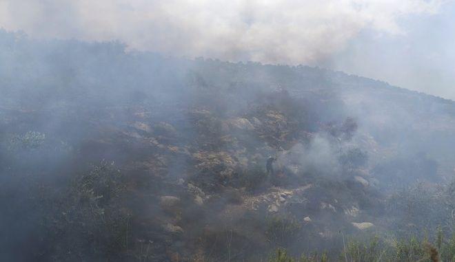 Φωτιές στο Ισραήλ