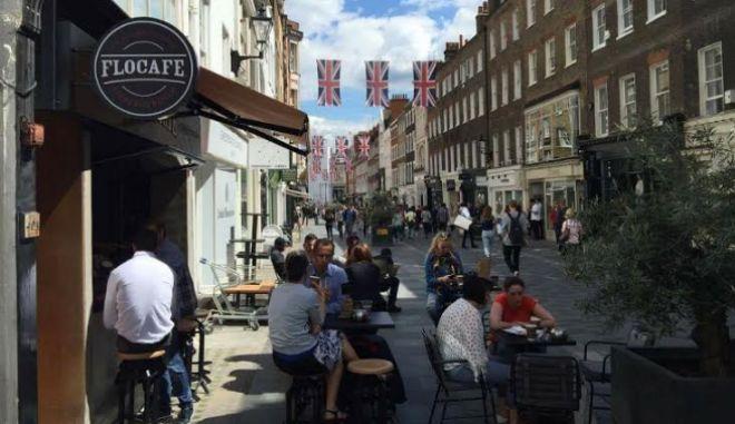 Άνοιξε το πρώτο Flocafe στο Λονδίνο