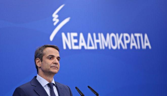 Μητσοτάκης: Άξιος δικηγόρος και καλός φίλος ο Ζαφειρόπουλος