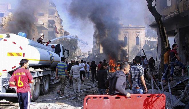 Συρία: 29 τραυματίες σε κρίσιμη κατάσταση από επιδρομές του στρατού