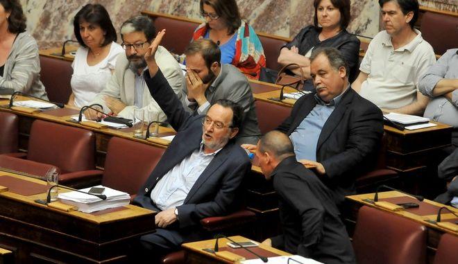 Λαφαζάνης: Ο ΣΥΡΙΖΑ είναι ενωμένος με τις διαφορετικότητές του