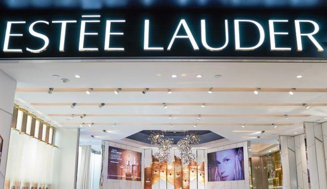 Κατάστημα της Estee Lauder