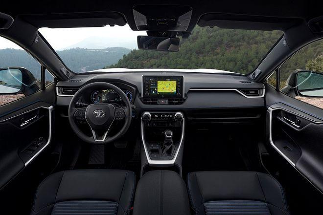 Νέα δεδομένα από το ολοκαίνουργιο Toyota RAV4