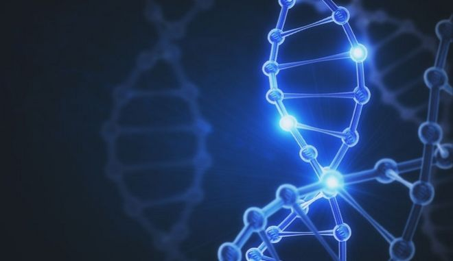 Ψηφιακό σχέδιο DNA