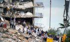 Κατάρρευση πολυκατοικίας στη Φλόριντα: Τέλος της επιχείρησης στα συντρίμμια- Στους 97 οι νεκροί