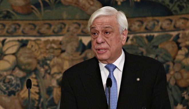 Παυλόπουλος: Είμαστε έτοιμοι να υπερασπισθούμε τα σύνορά μας