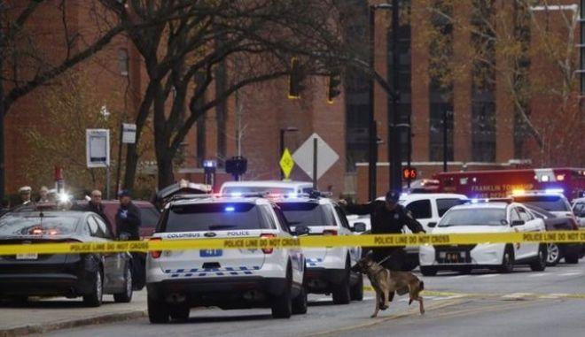 Επίθεση στο Οχάιο: Καμία σχέση μεταξύ δράστη και τρομοκρατικής οργάνωσης