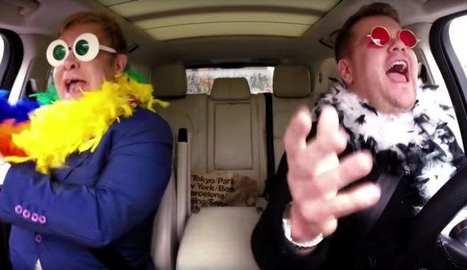 Με Shaquille, Metallica, Will Smith και άλλα αστέρια στο τιμόνι το Carpool Karaoke της Apple