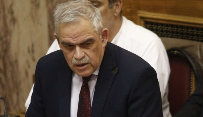 Ο αναπληρωτής υπουργός Προστασίας του Πολίτη, Νίκος Τόσκας