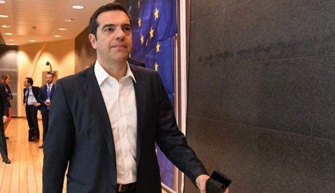 O Πρωθυπουργός Αλέξης Τσίπρας - Φωτογραφία αρχείου