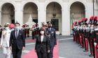 Επίσκεψη της Προέδρου της Δημοκρατίας Κατερίνας Σακελλαροπούλου στην Ιταλία