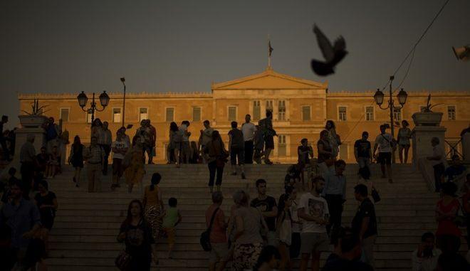 Βουλή των Ελλήνων (ΦΩΤΟ Αρχείου)