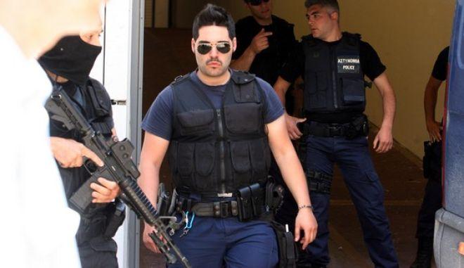 ΑΘΗΝΑ-Αναβλήθηκε η δίκη του Μ. Ψωμιάδη για την υπεξαίρεση από τα ταμεία της ΑΕΚ.(EUROKINISSI-ΤΑΤΙΑΝΑ ΜΠΟΛΑΡΗ)