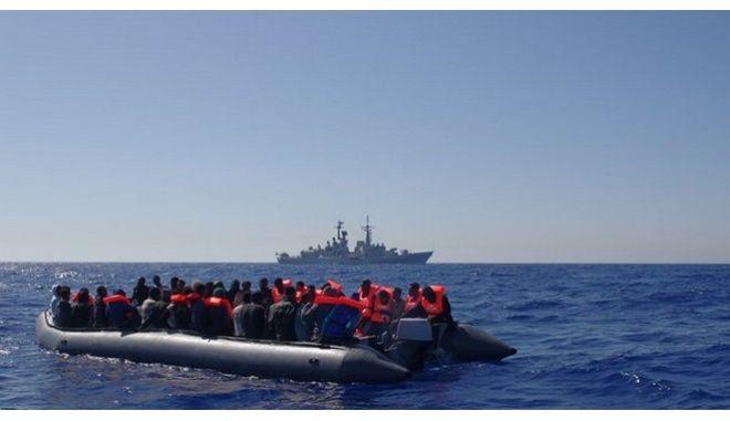 Πολύνεκρο ναυάγιο ανοιχτά της Λιβύης