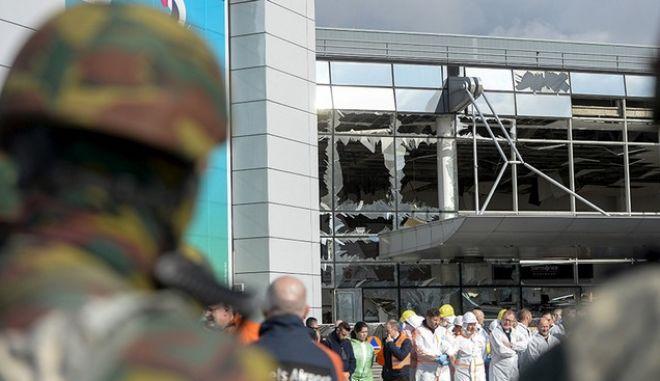 Νέα αποκάλυψη: Βομβιστής των Βρυξελλών δούλευε 5 χρόνια στο αεροδρόμιο