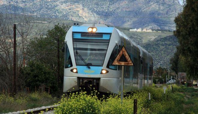 Τρένο της ΤΡΑΙΝΟΣΕ