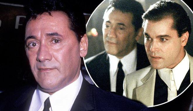 """Πέθανε ο ηθοποιός Frank Adonis από τους """"Goodfellas"""""""