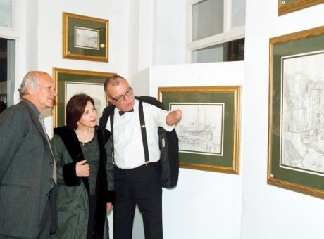 Πέθαμε ο διεθνούς φήμης ζωγράφος Σοφοκλής Χρήστου - Πολιτισμός   News 24/7
