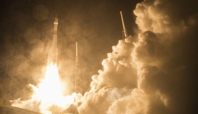 Εκτόξευση του πυραύλου Atlas V