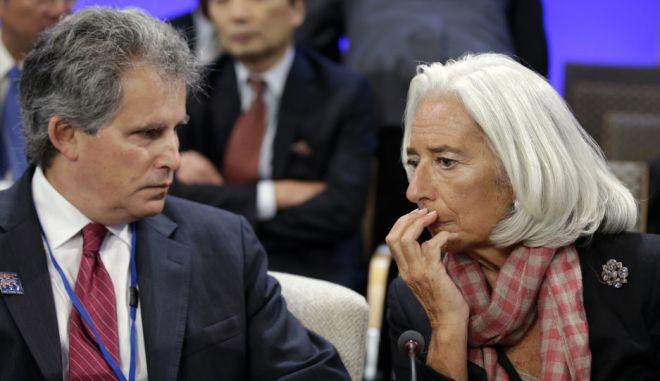 Ντέιβιντ Λίπτον: Ο αντικαταστάτης της Λαγκάρντ στο ΔΝΤ
