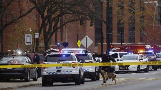Με χασαπομάχαιρο και ΙΧ, η επίθεση στο πανεπιστήμιο του Οχάιο
