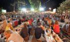 Σύλληψη σε εκδήλωση στα Χανιά: Είχαν σηκωθεί στην πίστα και χόρευαν