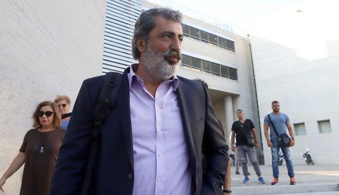 Ο αναπληρωτής υπουργός Υγείας Παύλος Πολάκης σε εκδήλωση στη Θεσσαλονίκη