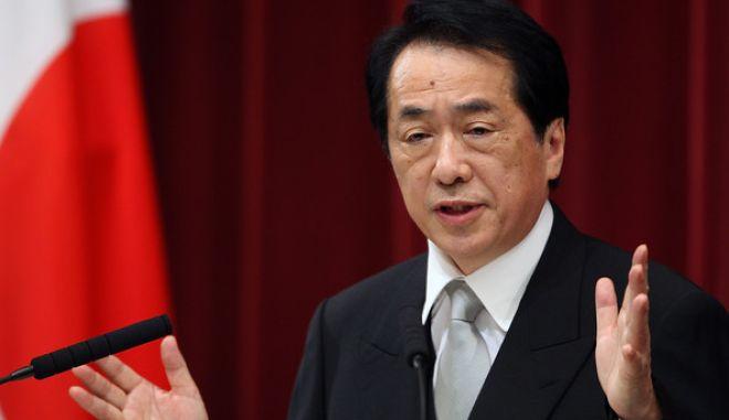 Ο Ιάπωνας πρωθυπουργός αρνείται τον μισθό του