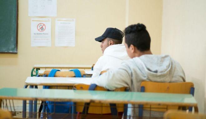'Είμαι Μέσα' στο δικαίωμα της εκπαίδευσης των παιδιών