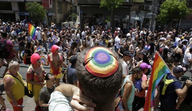 Gay Pride στο Ισραήλ