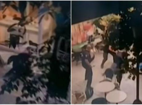 Ομόνοια  Καρέ - καρέ τα βίντεο που οδήγησαν στον θάνατο τον Ζακ Κωστόπουλο 0dfd7b3258c
