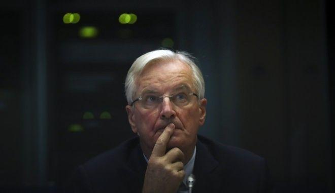 Ο Ευρωπαίος διαπραγματευτής για το Brexit