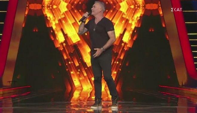 Η έκπληξη του Στέλιου Ρόκκου στους coaches του The Voice