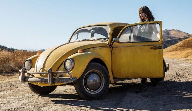 """Οι πρώτες εικόνες από την ταινία """"Bumblebee"""""""