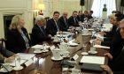 Συνεδρίαση του Εθνικού Συμβουλίου Εξωτερικής Πολιτικής