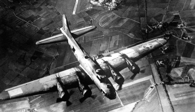 Βομβαρδισμοί Β' Παγκόσμιος Πόλεμος