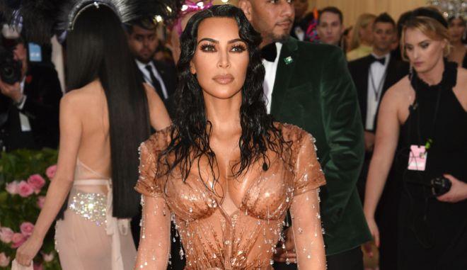 Η Kim Kardashian West