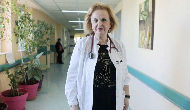 """Ματίνα Παγώνη στο News 24/7: """"Οι πολίτες πρέπει να ακολουθούν τα μέτρα προσωπικής υγιεινής"""""""