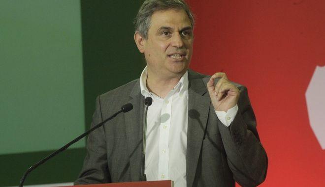 Ο Φίλιππος Σαχινίδης