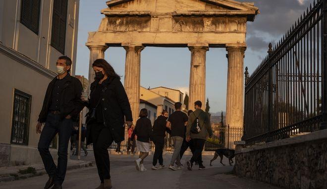 Covid στην Ελλάδα