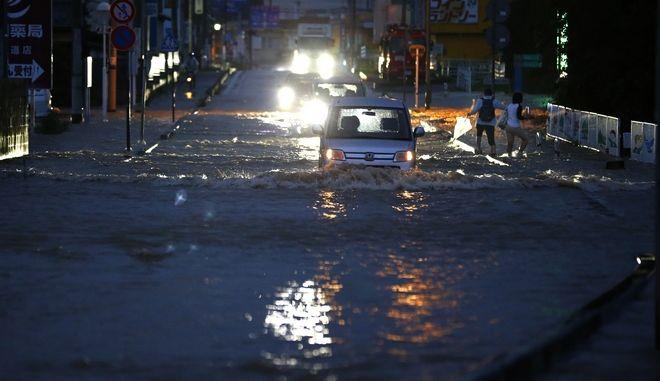 Στους 49 οι νεκροί από τις καταρρακτώδεις βροχές στην Ιαπωνία