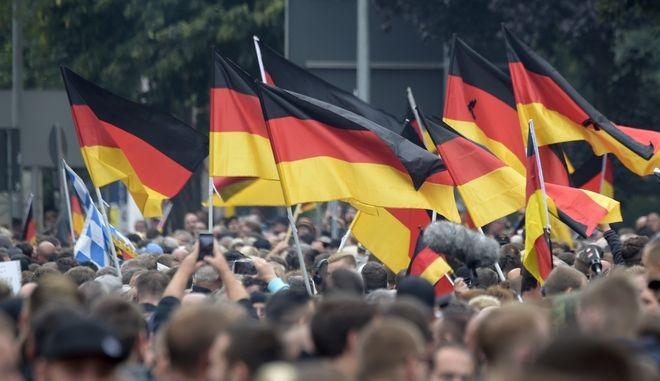 Ακροδεξιοί στο Chemnitz